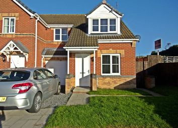 Thumbnail 3 bed semi-detached house for sale in Windermere Road, South Hetton, Durham