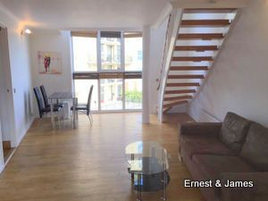 Thumbnail 2 bed flat for sale in 50 Helsinki Square, Canada Water