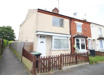 Thumbnail 3 bed end terrace house to rent in Cromwell Road, Rushden