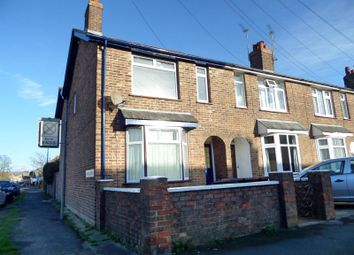 Thumbnail 3 bed end terrace house to rent in Cambrai Avenue, Chichester