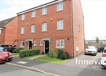 Thumbnail 5 bed semi-detached house to rent in Brook Road, Oldbury
