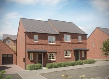 Thumbnail 3 bed semi-detached house for sale in Main Road, Hulland Ward, Ashbourne