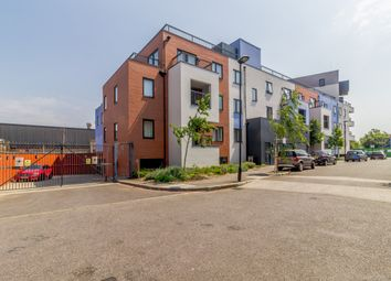Thumbnail 2 bed flat for sale in Salisbury Road, Southall, London