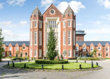 Thumbnail 3 bed flat for sale in Donthorn Court, Aylsham, Norwich