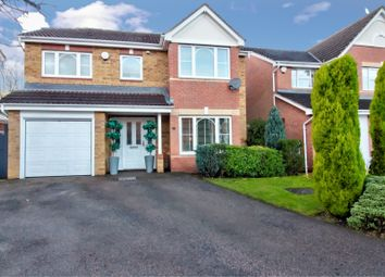 Thumbnail 4 bed detached house for sale in Stone Leigh, Tankersley, Barnsley