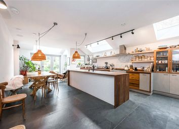 Thumbnail 5 bed terraced house to rent in Leighton Gardens, London