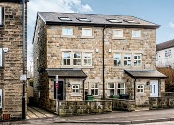 Thumbnail 3 bed town house for sale in Park Road, Guiseley, Leeds