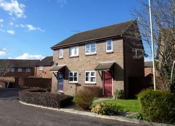 Thumbnail 2 bed semi-detached house to rent in Woodrow, Denmead, Waterlooville