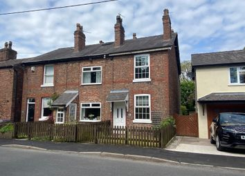 Thumbnail 2 bed end terrace house for sale in Morley Green Road, Morley Green, Wilmslow