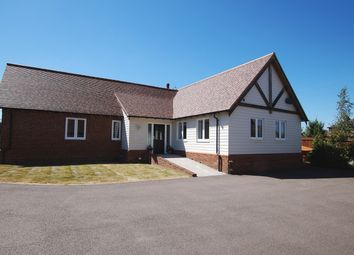 Thumbnail 4 bed detached bungalow for sale in Trenders Avenue, Rayleigh