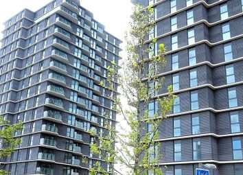 Thumbnail 1 bed flat to rent in Westfield Avenue, Glass House Gardens, Olympic Park, Stratford, London