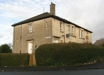 Thumbnail 2 bed flat for sale in Roukenburn Street, Thornliebank, Glasgow