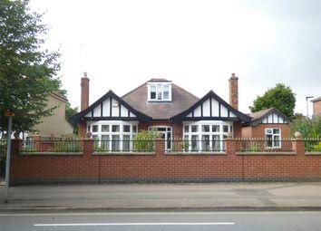 Thumbnail 4 bed detached bungalow for sale in Park Road, Peterborough, Cambridgeshire