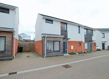 Thumbnail 2 bed semi-detached house for sale in Broad Oak Lane, Colchester, Essex