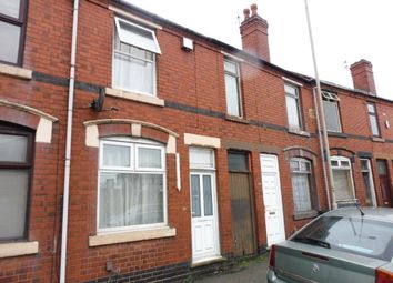 Thumbnail 2 bedroom terraced house for sale in Burton Road, Dudley