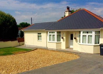 Thumbnail 3 bed detached bungalow for sale in Parkside Road, Exeter, Devon