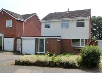 Thumbnail 3 bed detached house for sale in Cheswick Way, Shirley, Solihull