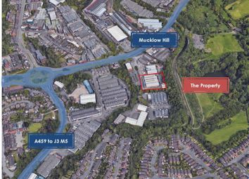 Thumbnail Warehouse for sale in Sterling Power - Former, Belfont Trading Estate, Mucklow Hill, Halesowen, West Midlands, UK