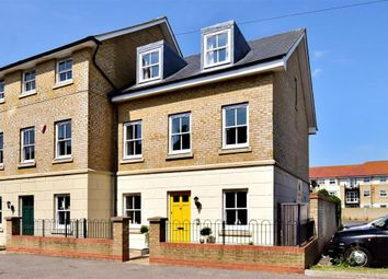 Thumbnail 4 bed end terrace house for sale in Canada Road, Walmer, Deal, Kent