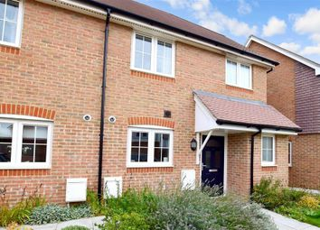 Thumbnail 3 bed terraced house for sale in Josephs Way, New Romney, Kent