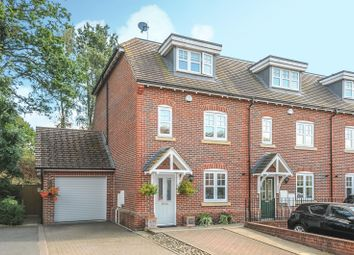 Thumbnail 4 bed end terrace house for sale in Rythe Close, Claygate