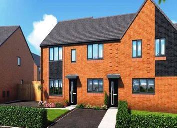 Thumbnail 2 bed semi-detached house for sale in The Haxby, Riverbank View Littleton Road, Salford