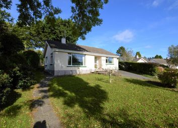 Thumbnail 2 bed detached bungalow for sale in St Bernards Close, Buckfast, Buckfastleigh, Devon