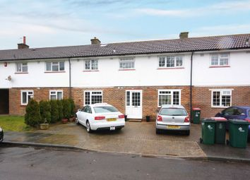 4 bed terraced house for sale in Mead Road, Crawley RH10