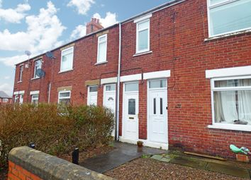 Thumbnail 2 bedroom flat for sale in Alfred Avenue, Bedlington