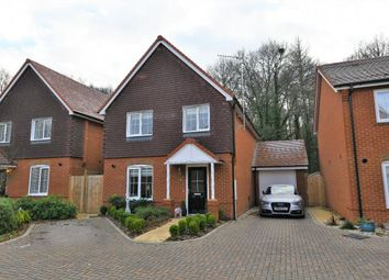 Thumbnail 3 bed detached house for sale in Church Crookham, Fleet