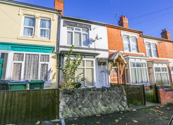 Thumbnail 3 bed terraced house for sale in Marlborough Road, Smethwick