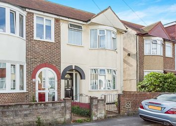 Thumbnail 3 bed semi-detached house for sale in Rothesay Road, Gosport