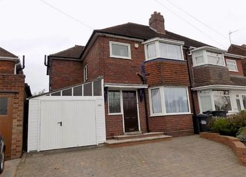 Thumbnail 3 bedroom semi-detached house for sale in Walsall Road, Great Barr, Birmingham
