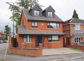 Thumbnail 5 bed detached house for sale in Booth Road, Manchester