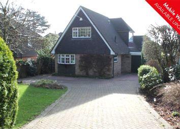 3 bed bungalow for sale in Fox Hills Lane, Ash, Surrey GU12