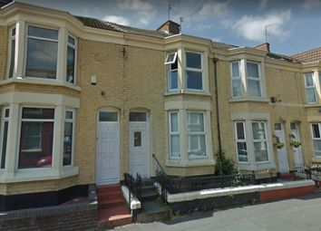 Thumbnail 3 bed terraced house to rent in Albany Road, Liverpool