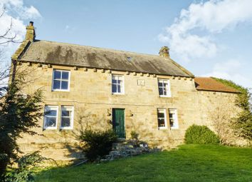 Thumbnail 4 bed detached house to rent in Shortwaite North Farmhouse, Lealholm, Whitby
