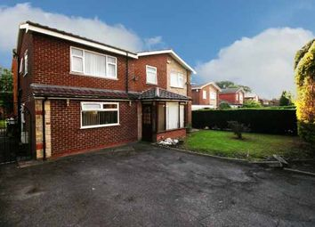 Thumbnail 5 bed detached house for sale in Saint Andrews Road, Cheadle, Cheshire