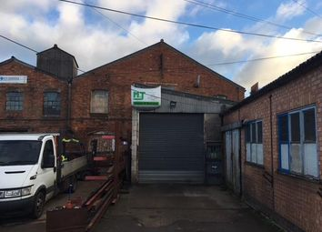 Thumbnail Light industrial to let in Unit 17, Syston Mills Industrial Estate, Mill Lane, Syston, Leicester