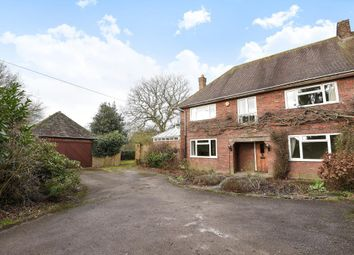 Chartridge Lane, Chesham HP5. 4 bed semi-detached house
