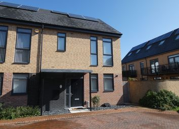 Thumbnail 3 bed terraced house for sale in Plantation Close, Bentley, Doncaster