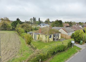 Thumbnail Detached bungalow for sale in Blewbury Road, East Hagbourne, Didcot