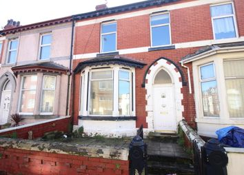 Thumbnail 4 bedroom terraced house for sale in Adelaide Street, Blackpool