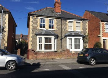 Thumbnail 4 bed semi-detached house to rent in Kings Road, Caversham, Reading