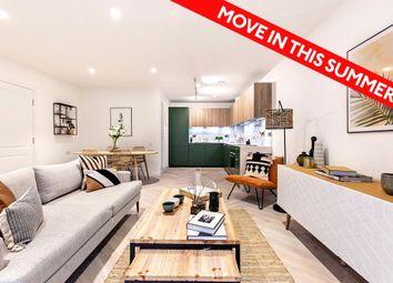 Thumbnail 3 bed flat for sale in Smithfield Yard, 10 Cross Lane, Hornsey, London
