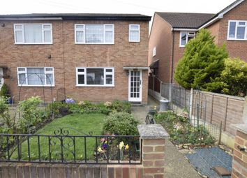 Thumbnail 1 bed maisonette to rent in Mount Pleasant Road, Collier Row, Romford