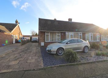 Thumbnail 2 bed bungalow for sale in Sayerland Road, Polegate, East Sussex