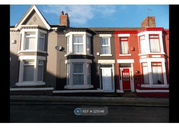 Thumbnail 3 bedroom terraced house to rent in Feltwell Road, Liverpool