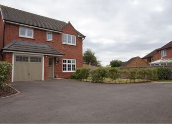 Thumbnail 4 bed detached house for sale in Dunnington Close, Hamilton