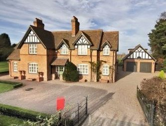 Thumbnail 5 bedroom detached house to rent in Copcut Lane, Droitwich